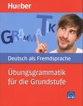 Anneli Billina et Monika Reimann - Übungsgrammatik für die Grundstufe - Deutsch als Fremdsprache.