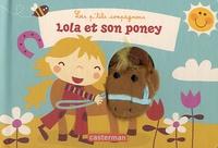 Annelien Wehrmeijer et Deborah Van de Leijgraaf - Lola et son poney.