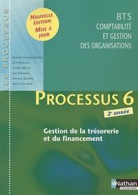 Annelise Couleau-Dupont et Guy Delacour - Processus 6 Gestion de la trésorerie et du financement BTS CGO 2e année.