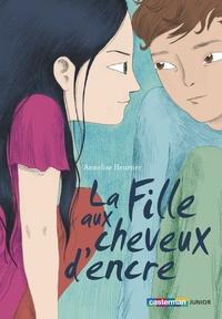 Annelise Heurtier - La fille aux cheveux d'encre.