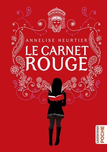 Annelise Heurtier - Le carnet rouge.