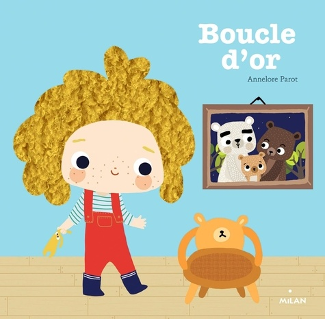 Annelore Parot - Boucle d'or.
