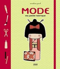 Annelore Parot - Mode - Ma petite fabrique.
