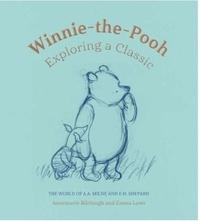 Annemarie Bilclough - Winnie the pooh.