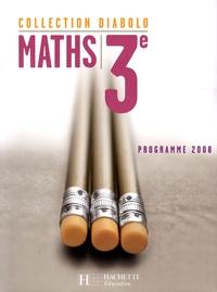 Annette Braconne-Michoux et Pierre Freycenet - Maths 3e.