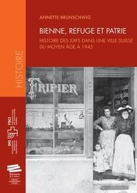 Histoiresdenlire.be Bienne, refuge et patrie - Histoire des Juifs dans une ville suisse du Moyen Age à 1945 Image