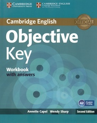 Annette Capel et Wendy Sharp - Objective Key - Workbook with Answers.