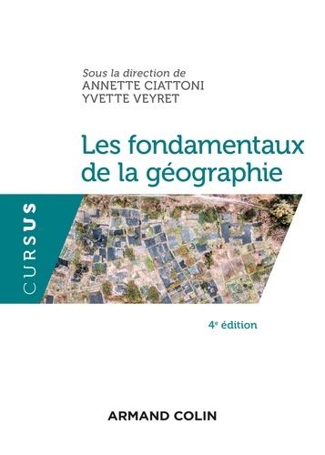 Les fondamentaux de la géographie 4e édition