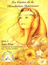 Annette Gauthier - Les cartes de la Révélation Interieure - Série 3.