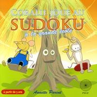 Histoiresdenlire.be Coralie joue au Sudoku à la grande école Image