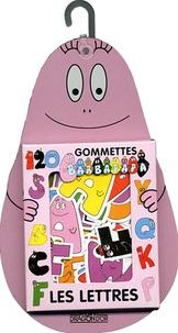 Annette Tison - 120 Gommettes Barbapapa - Les lettres.