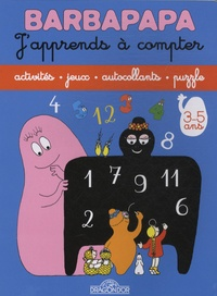 Deedr.fr Barbapapa - J'apprends à compter Image
