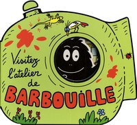 Annette Tison - Visitez l'atelier de Barbouille.