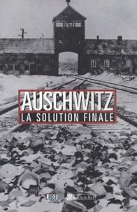 Ucareoutplacement.be Auschwitz - La Solution finale Image