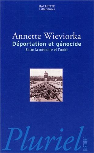 Annette Wieviorka - .