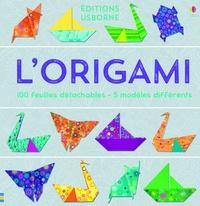 L'origami- 100 feuilles détachables, 5 modèles différents - Anni Betts | Showmesound.org