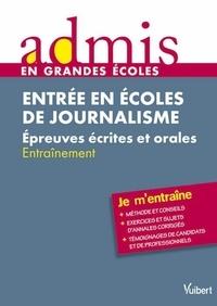 Annick Batard - Concours entrée en écoles de journalisme admissibilité et admission.