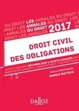 Annick Batteur - Annales Droit civil des obligations 2017 - Méthodologie & sujets corrigés.