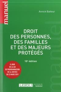 Checkpointfrance.fr Droit des personnes, des familles et des majeurs protégés Image