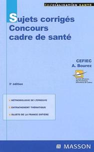 Accentsonline.fr Sujets corrigés Concours cadre de santé Image