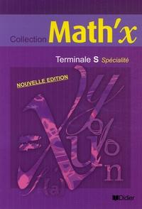 Annick Carême et Bernard Chareyre - Mathématiques Terminale S spécialité.