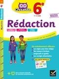 Annick Chekroun et Isabelle Neumann - Rédaction 6e - cahier d'entraînement en rédaction.