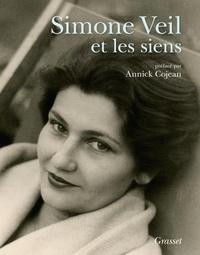 Annick Cojean - Simone Veil et les siens - Album- préface d'Annick Cojean.