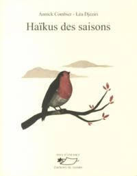 Annick Combier - Haïkus des saisons.