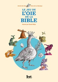 Annick de Giry et Anne de La Boulaye - Le jeu de l'oie de la Bible.