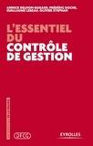 Annick Delhon-Bugard et Frédéric Doche - L'essentiel du contrôle de gestion.