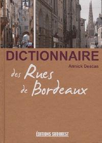 Lemememonde.fr Dictionnaire des Rues de Bordeaux Image