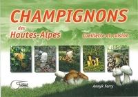 Annick Ferry - Champignons des Hautes-Alpes.
