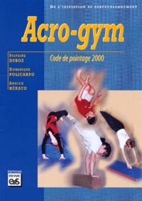 Acro-gym. Code de pointage scolaire 2000 - Annick Heraud | Showmesound.org