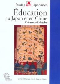 Annick Horiuchi - Education au Japon et en Chine - Eléments d'histoire.