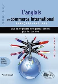Galabria.be L'anglais du commerce international - Lexique Image