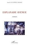 Annick Le Scoëzec Masson - Esplanade avenue.
