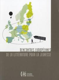 Annick Lorant-Jolly et Nathalie Beau - Rencontres européennes  de la littérature pour la jeunesse - Actes du colloque organisé à la BNF les 27 et  28 Novembre 2008.