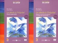 Annick Macrez et Marc Dupont - Le décès à l'hôpital - 2 volumes.