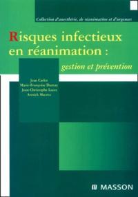 Risques infectieux en réanimation : gestion et prévention.pdf