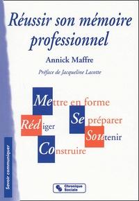 Lemememonde.fr Réussir son mémoire professionnel Image