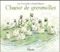 Annick Masson et Luc Foccroulle - Choeur de grenouilles.