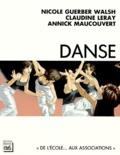 Annick Maucouvert et Nicole Guerber Walsh - Danse.