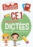 Annick Meurens - Je m'entraîne aux dictées CE1.