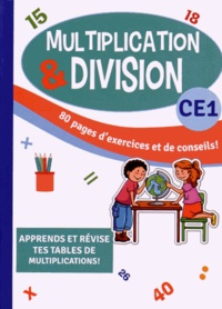 Annick Meurens - Multiplication & division CE1.