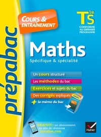 Annick Meyer et Jean-Dominique Picchiottino - Maths Tle S spécifique et spécialité.