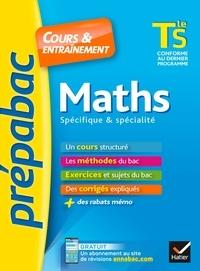 Annick Meyer et Jean-Dominique Picchiottino - Maths Tle S spécifique & spécialité.
