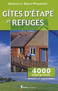 Gîtes d'étape et refuges- France et frontières - Annick Mouraret | Showmesound.org