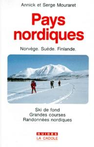 Annick Mouraret et Serge Mouraret - Pays nordique - Norvège, Suède, Finlande, Ski de fond, Grandes courses, Randonnées nordiques.