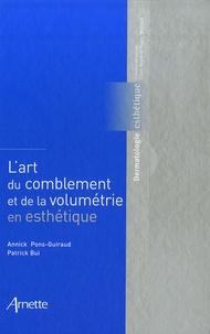 Annick Pons-Guiraud et Patrick Bui - L'art du comblement et de la volumétrie en esthétique.