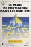 Annick Saint-Sauveur - Le Plan de formation dans les PME-PMI.